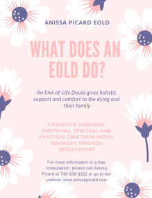 EOLD flyer